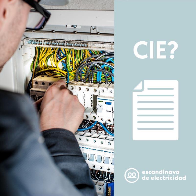 what is CIE escandinava de electricidad