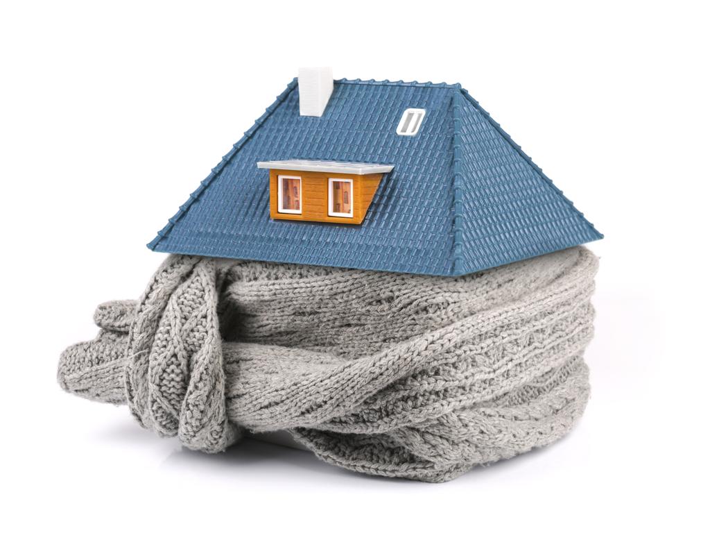 aislamiento térmico del hogar para ahorrar energía