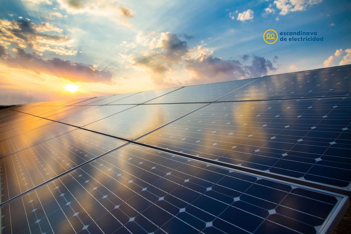 energía renovable barata escandinava de electricidad