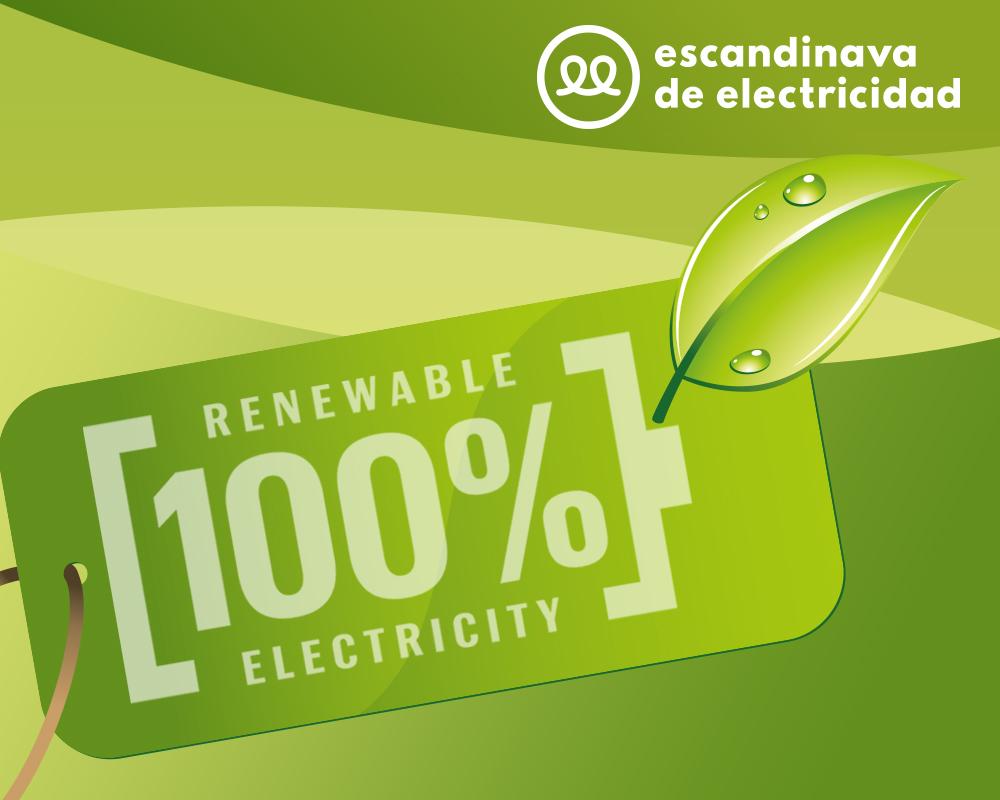 Por qué elegir energías renovables - Escandinava de Electricidad