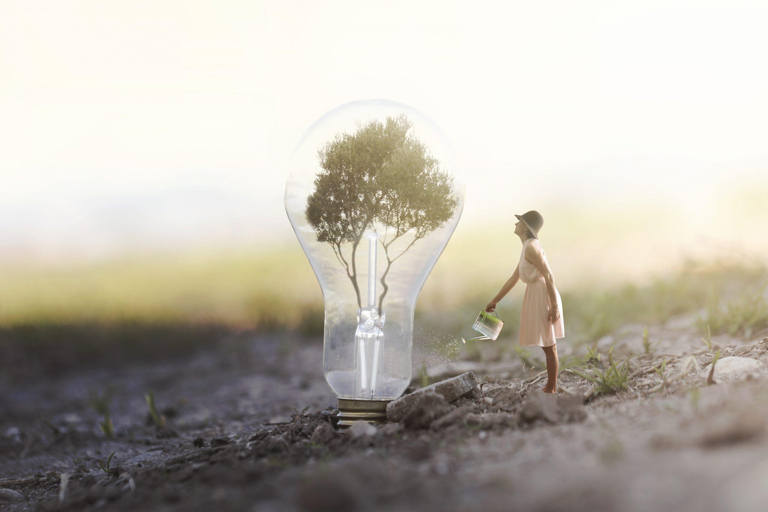 energías renovables para empoderar a la mujer