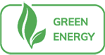 green energy logo