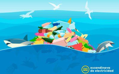 Un océano de plástico que hay que reciclar
