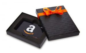 Tarjeta regalo Amazon - Black Friday - #LuzFriday