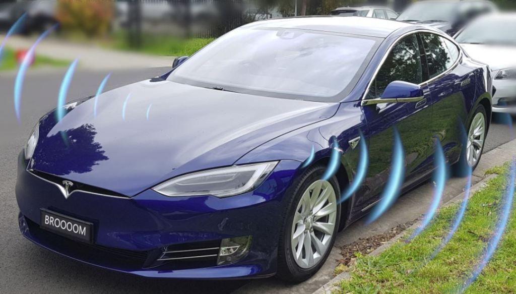 coches eléctricos con melodías