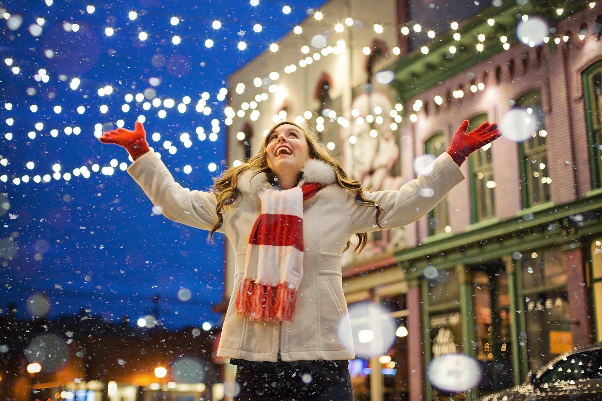 energia Escandinava electricidad Norwegian navidad