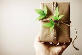 Regalos de Navidad sostenibles