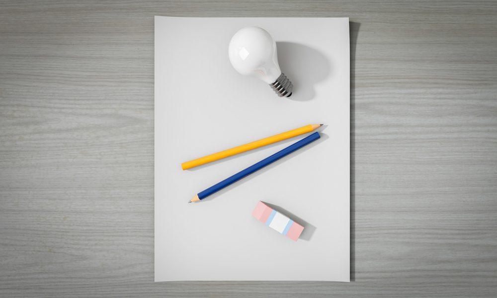 pensar en la factura de la luz