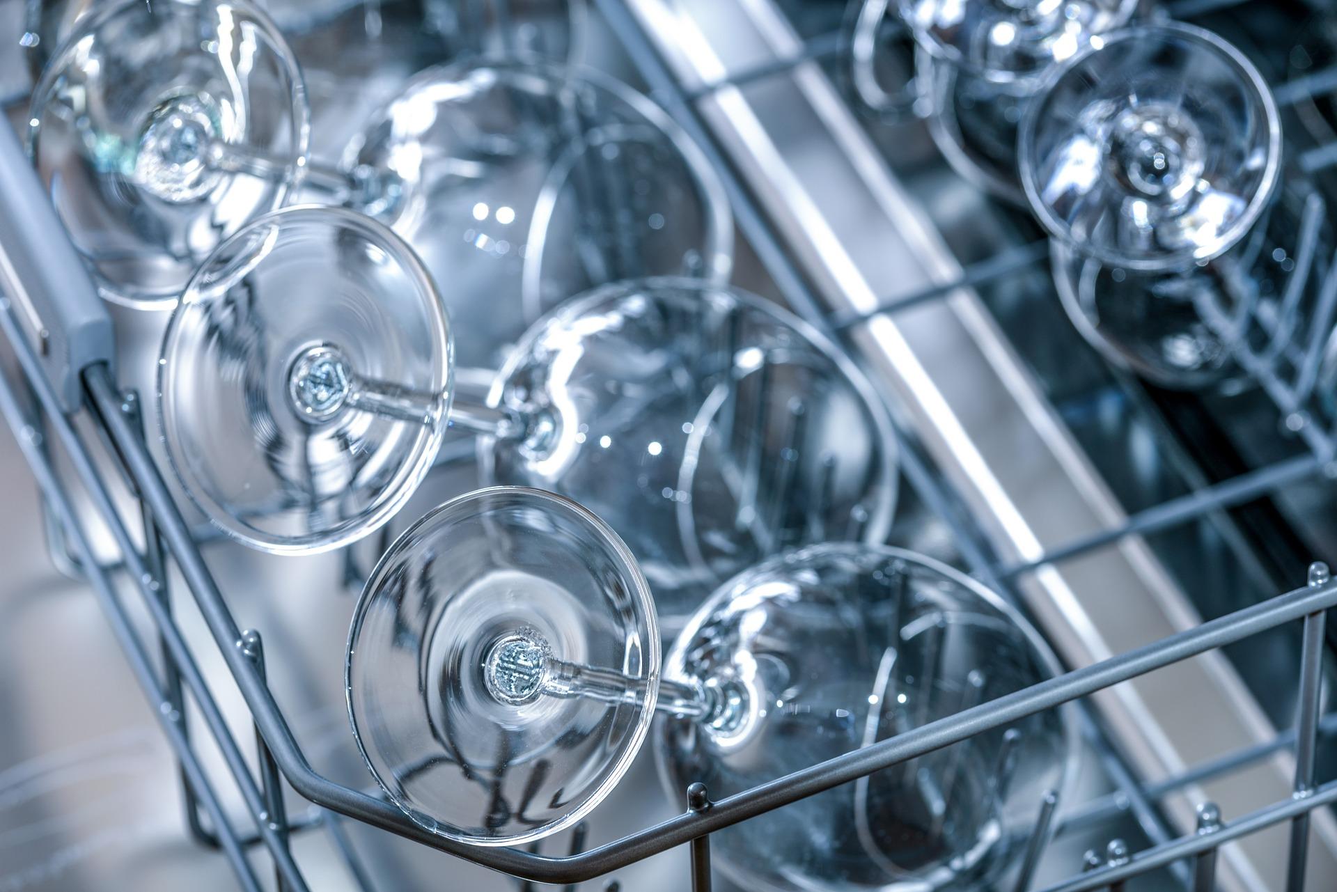ahorrar energia con lavavajillas