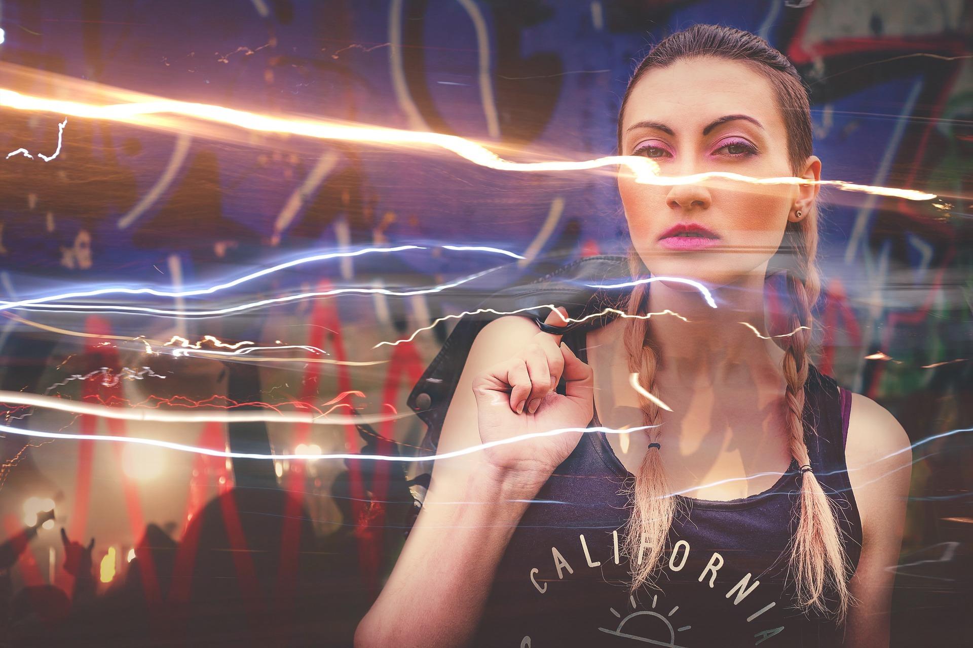 musica rock y electricidad