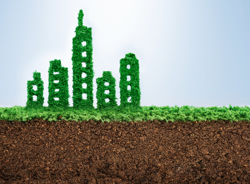 Ciudades sostenibles con el planeta