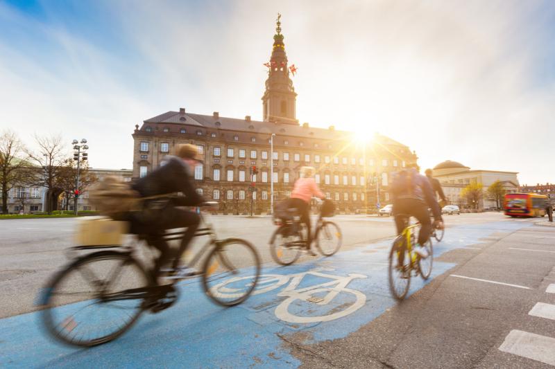 Copenhage es una de las ciudades más verdes de Europa