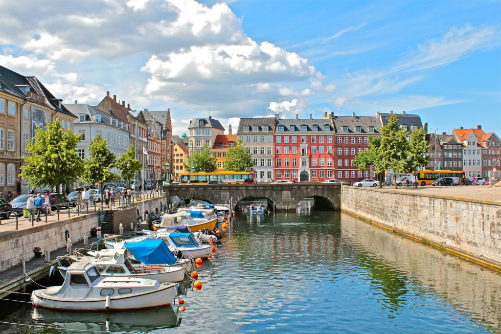 Copenhague ciudad sostenible y paraíso de los ciclistas