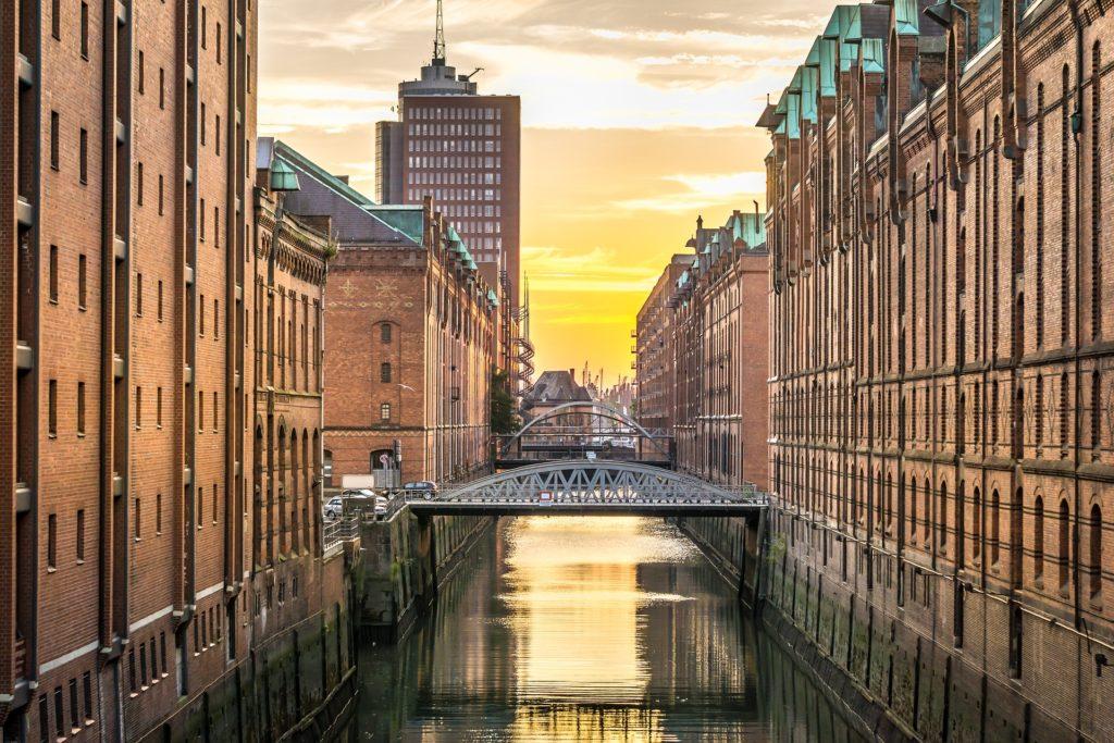 Hamburgo ciudad sostenible