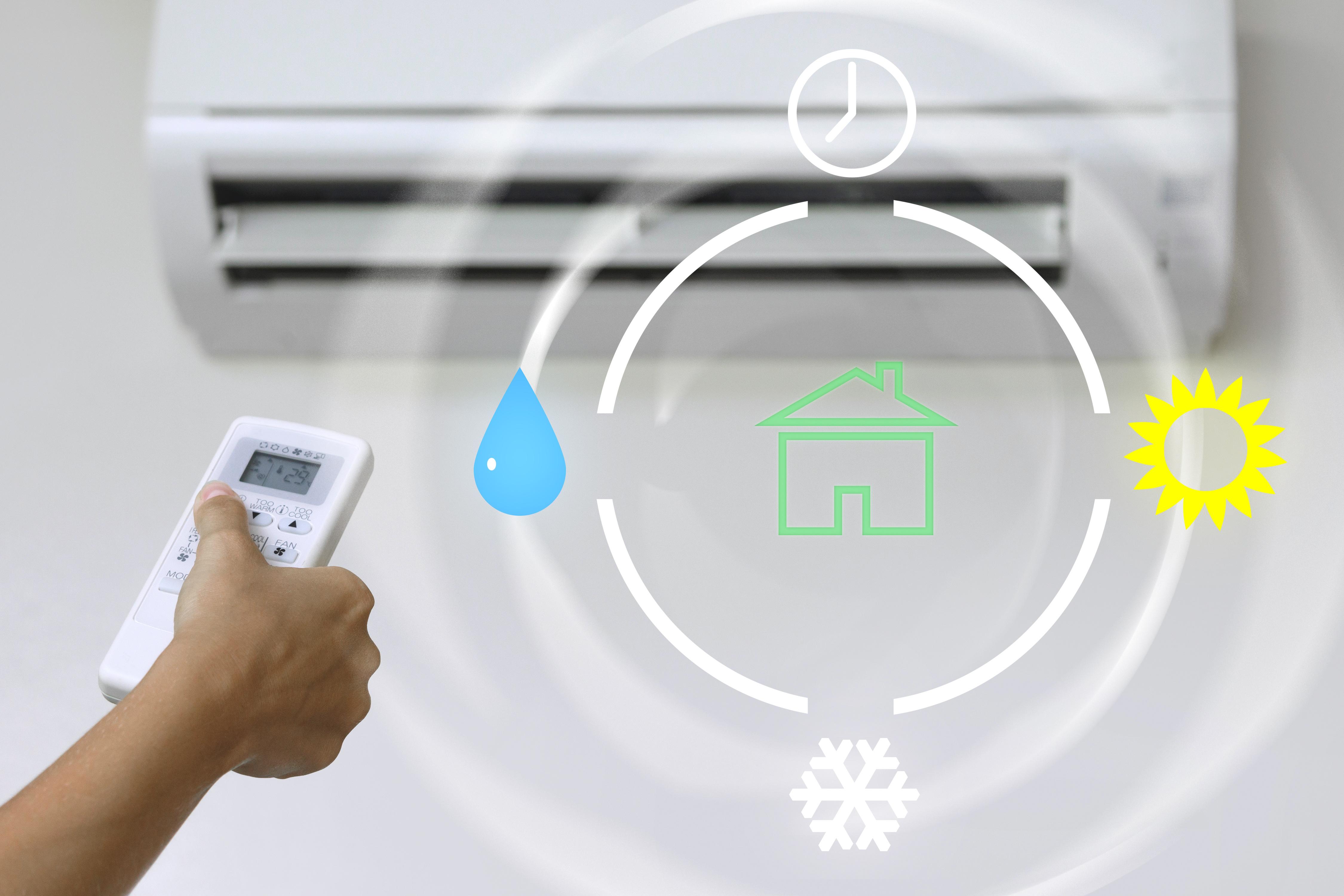 aire acondicionado eficiencia energética